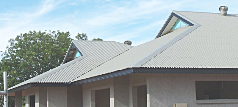 Gablet Roof