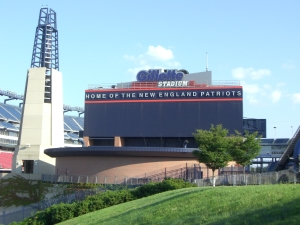 Gillette_Stadium_Patriots_Home_Sign