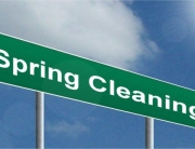 spring clenaing